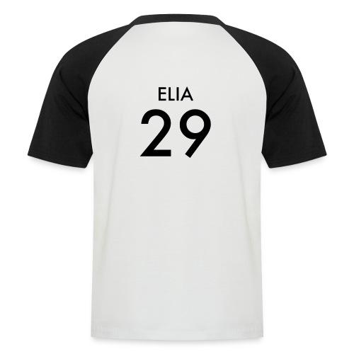 29 ELIA - Männer Baseball-T-Shirt