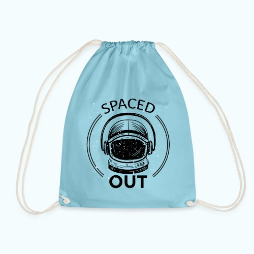 Space Out - Drawstring Bag