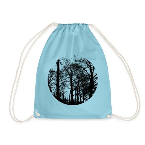fagus sylvatica - Drawstring Bag
