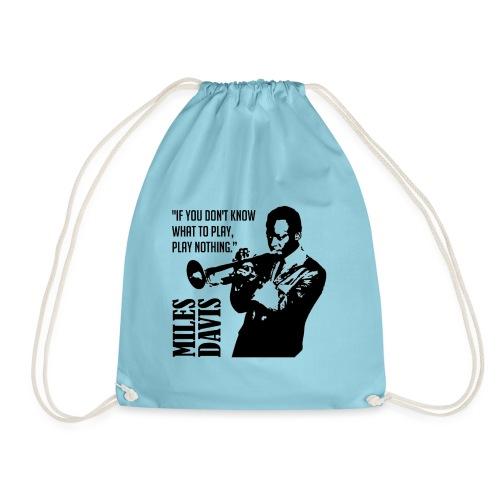Miles Davis - Sac de sport léger
