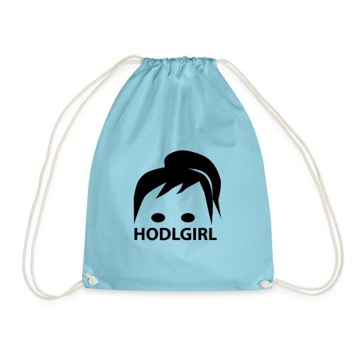 HODLGIRL - Sacca sportiva