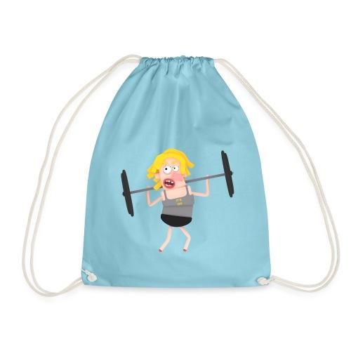 its ok - Drawstring Bag