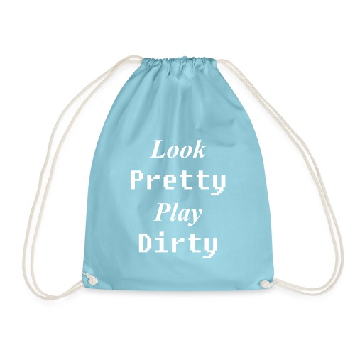 LOOK PRETTY - Gymbag
