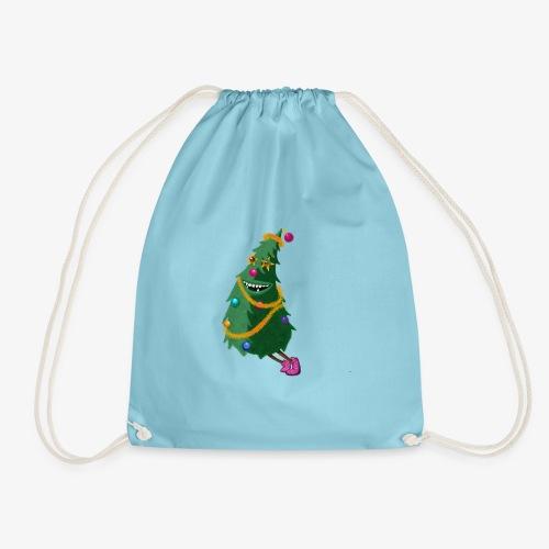Tipsy Tree - Drawstring Bag