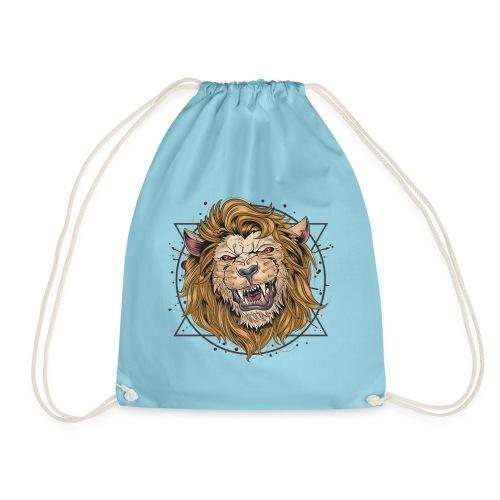 Lion Head - Turnbeutel