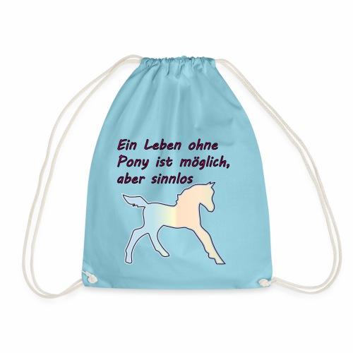 Pony Haustier - Turnbeutel