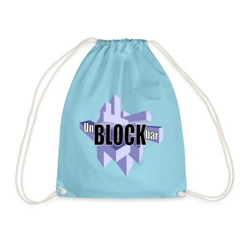 Unblockbar - Turnbeutel