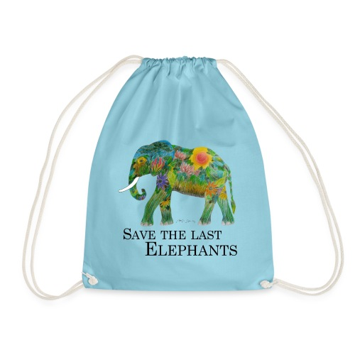 Save The Last Elephants - Turnbeutel