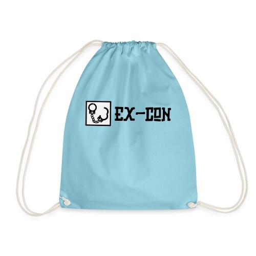 biglogoexcon - Drawstring Bag