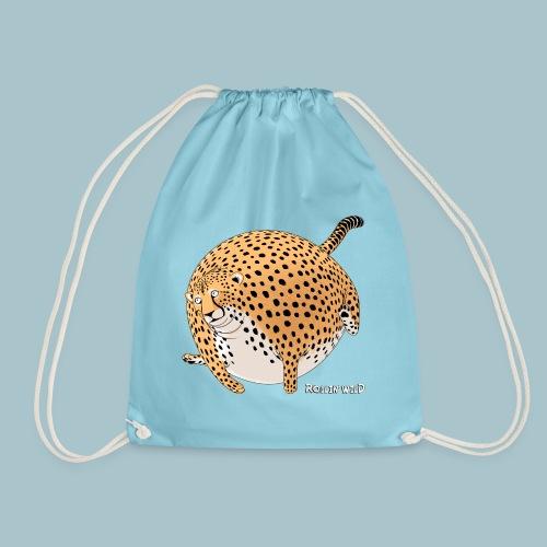 Rollin'Wild - Cheetah - Drawstring Bag