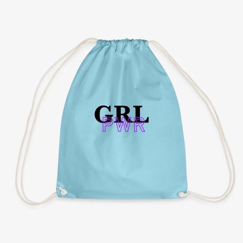 Girl Power - Turnbeutel