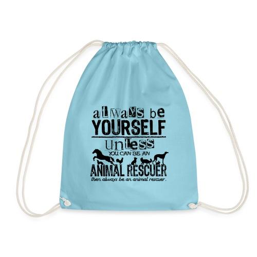 Animal Rescuer Black - Jumppakassi
