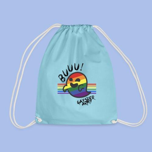 BUUU! - Drawstring Bag