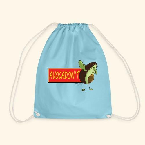 AvocaDON'T - Drawstring Bag