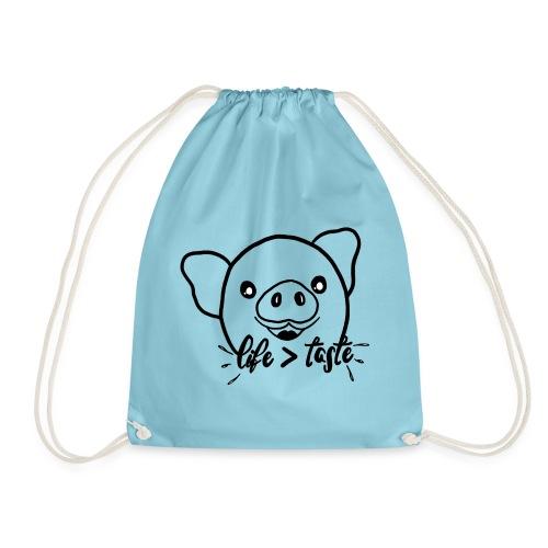Cute Pig - Drawstring Bag