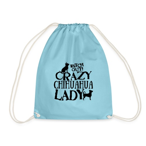 Crazy Chihuahua Lady B - Jumppakassi
