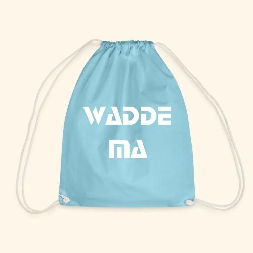 Wadde Ma - Turnbeutel