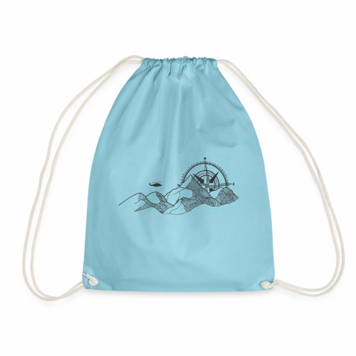 Mountain Rescue - Drawstring Bag