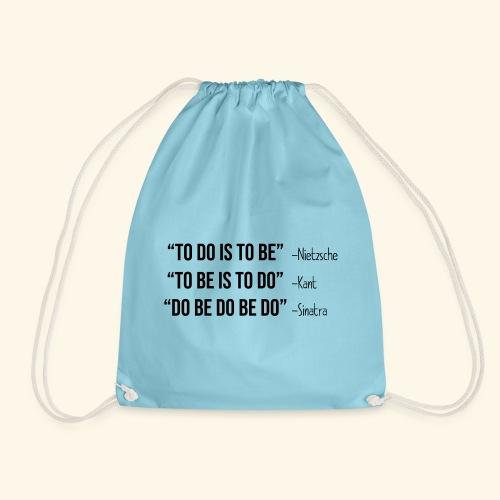 Do Be Do Be Do - Frank Sinatra - Turnbeutel