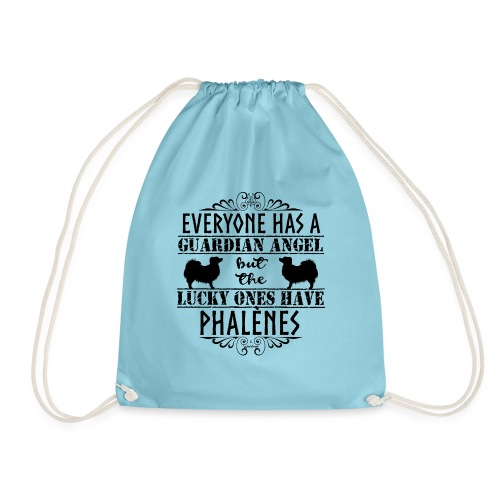 phaleneangels2 - Drawstring Bag