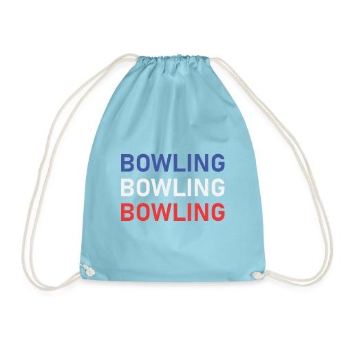 Bowling Bleu Blanc Rouge - Sac de sport léger