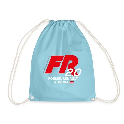 FR2.0-Logo - weiße Schrift - Turnbeutel