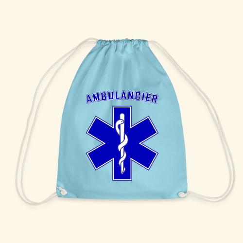 Ambulancier Belge - Sac de sport léger