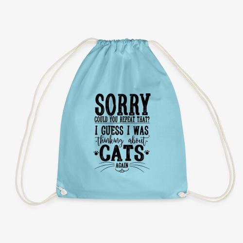 Sorry Cats I - Jumppakassi