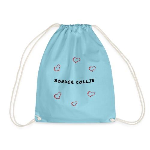 Border Collie Love - Turnbeutel
