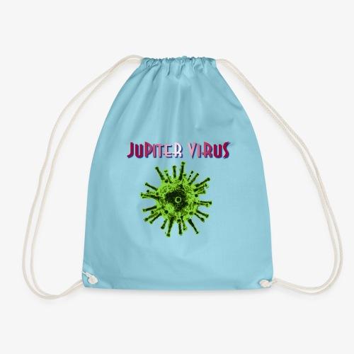 Jupiter Virus Logo - Gymnastikpåse