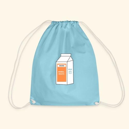 Animal rights - Drawstring Bag