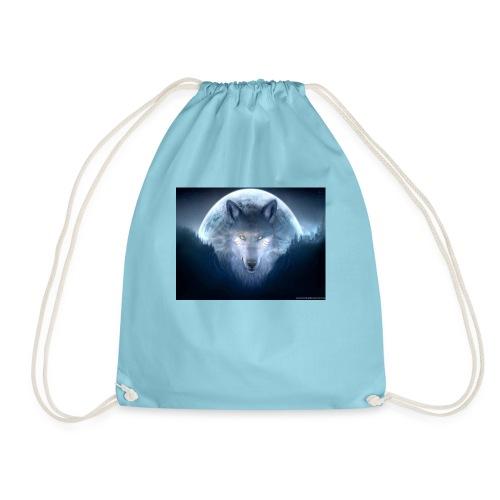 WolfMerch - Drawstring Bag