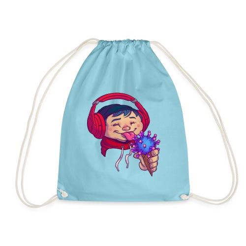 Viral-icious. - Drawstring Bag