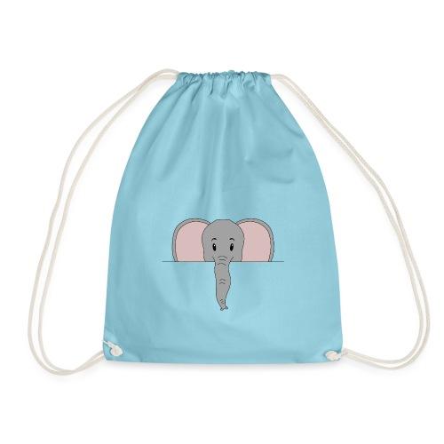 Elefant Marvin - Turnbeutel