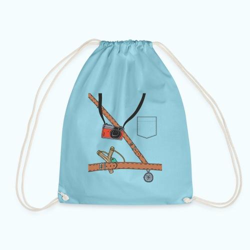 Adventure Soul - Drawstring Bag