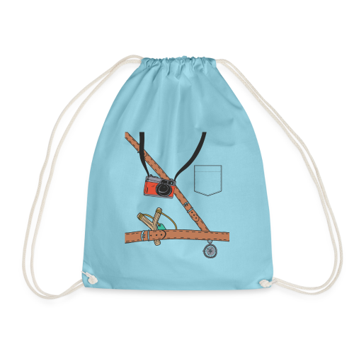 Adventure Soul - Drawstring Bag