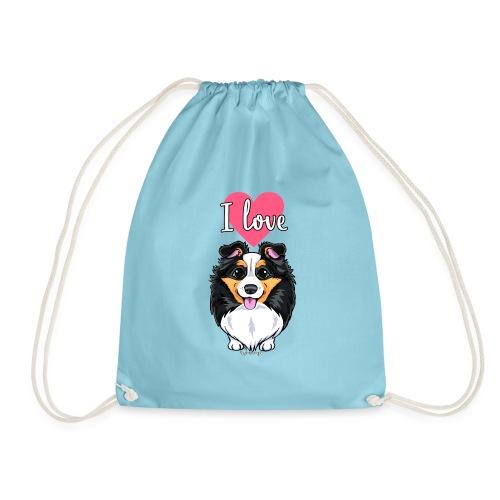 Sheltie Dog Love - Jumppakassi