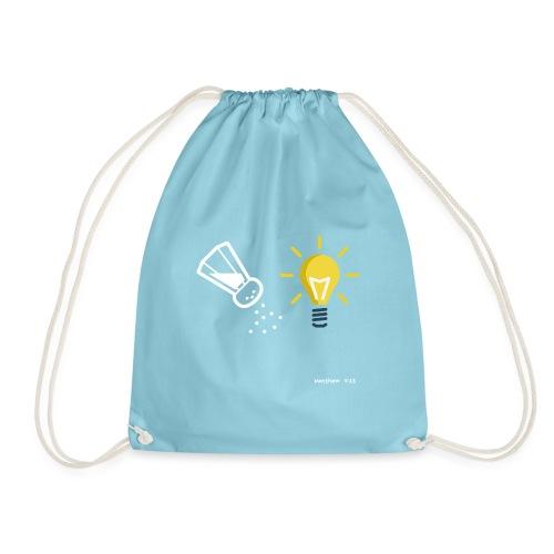 Salt & Light - Drawstring Bag