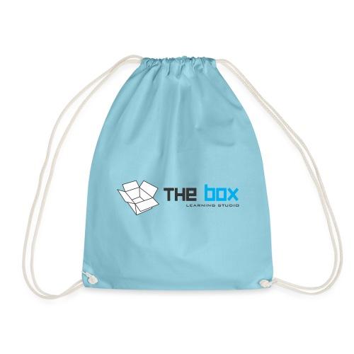 The Box Learning Studio Logo - Drawstring Bag