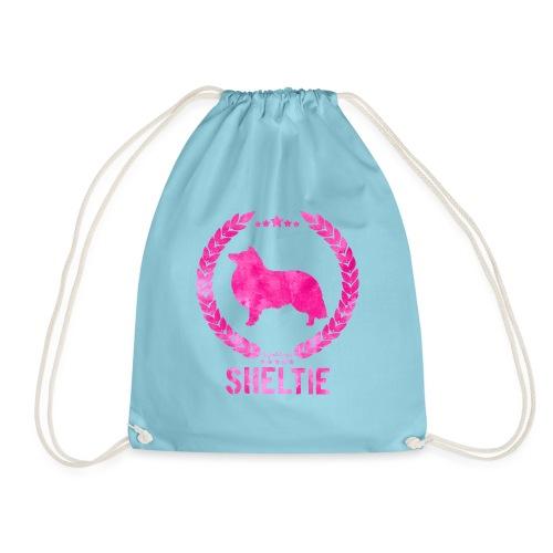 sheltiearmy - Drawstring Bag