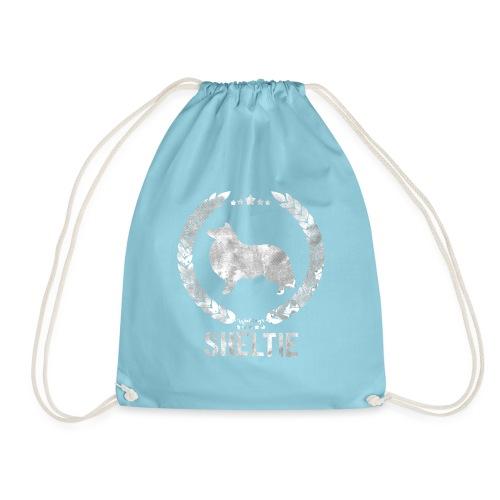 sheltiearmy3 - Drawstring Bag
