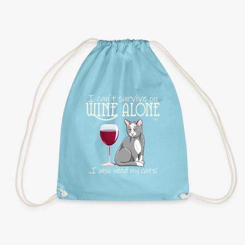 Wine Alone Cats - Jumppakassi