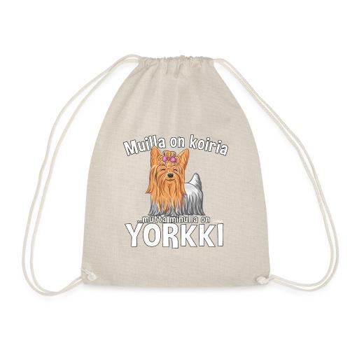 Yorkki Koiria - Jumppakassi