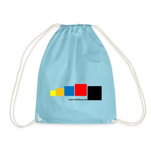 Fontainebleau Bouldering Circuits - Drawstring Bag