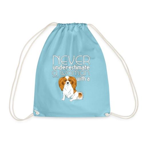 phaleunderestimate - Drawstring Bag