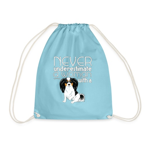 phaleunderestimate3 - Drawstring Bag