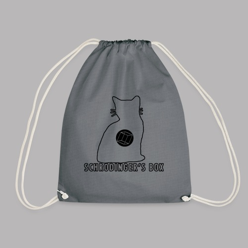 Schrodinger's Box - Drawstring Bag