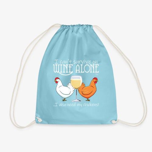 Wine Alone Chickens Ii - Jumppakassi