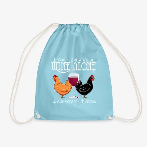 Wine Alone Chickens - Jumppakassi