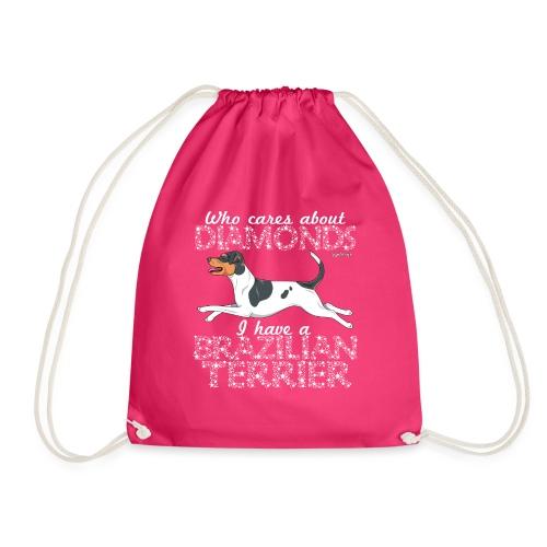 braziliandiamonds6 - Drawstring Bag